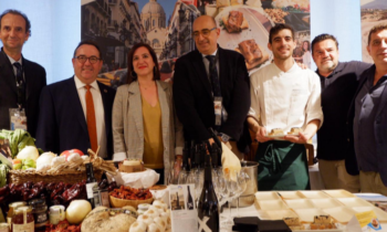 Zaragoza estará presente en el décimo aniversario de Saborea España de la mano de Horeca