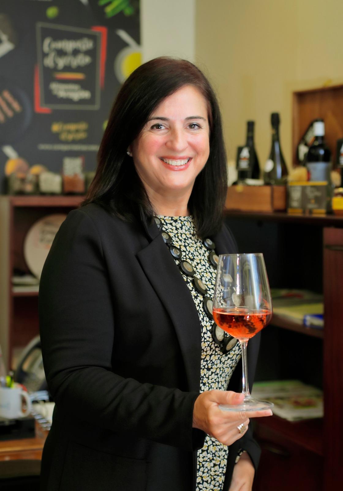 Carmen Urbano winelover Gabi Orte
