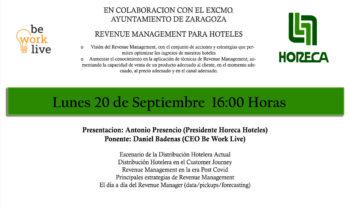 Ya puedes ver el webinar 'Revenue management para hoteles'